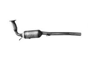 Roetfilter voor Ford Transit oe: 8C115H270BA