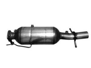 Roetfilter voor Ford Transit/Turneo 1840310